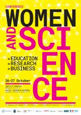 Women and Science  - in education, research and business - Conference - 26-27 October