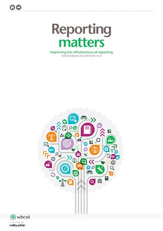 Számít a jelentéstétel! – A WBCSD új kutatása a nem-pénzügyi jelentéstétel hatékonyságának javítása céljából