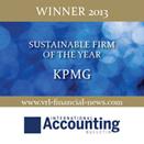 KPMG Zöld riport: folyamatosan javuló környezeti teljesítmény