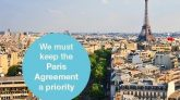 WBCSD President's Letter to G20: We must keep the Paris Agreement a priority