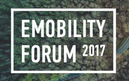 Emobility Forum 2017 - szeptember 18-20.