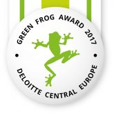Focus on the environment –  Green Frog Award