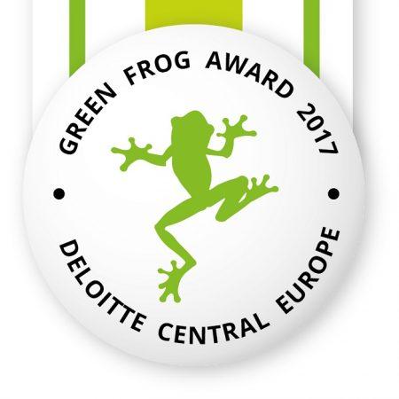 Fiatal gondolkodók nélkül nincs fejlődés a fenntarthatóságban - A Magyar Telekom nyerte az idei Zöld Béka Díjat - A Biofilter első jelentőként kapott díjat