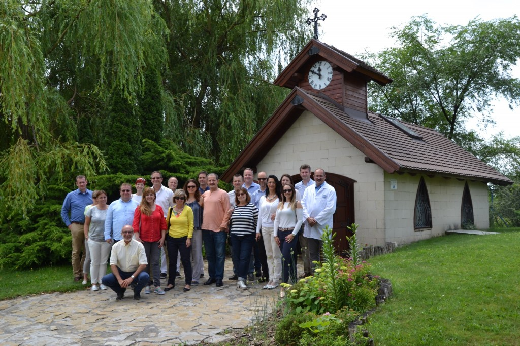 Hybrid corn, and consecrated mineral well water – report from the BCSDH Weekend