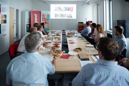 Elkezdődtek az idei vállalatvezetői kerekasztal-beszélgetések