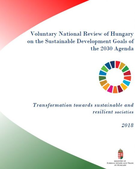The Voluntary National Review of Hungary on the Sustainable Development Goals has been conducted with the assistance of BCSDH