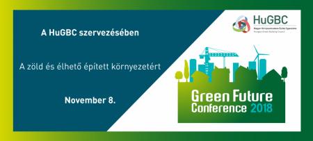 Green Future Conference 2018