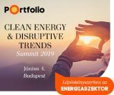 Portfolio Clean Energy & Disruptive Trends Summit 2019 Konferencia - 2019. június 4., Europa Congress Center