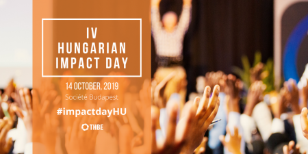 IV. Hungarian Impact Day - 2019. october 14.