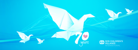 Celebrate with us the 70th birthday of the SOS Children Villages!