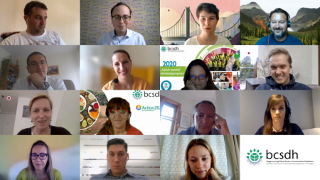 """What is the business sector's response to the COVID-19 crisis? - """"Future leaders"""" Alumni Virtual Meeting"""