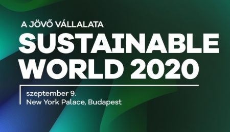SUSTAINABLE WORLD 2020 | szeptember 9.