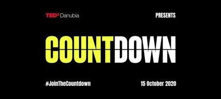 TEDxDanubia Countdown - Október 15.