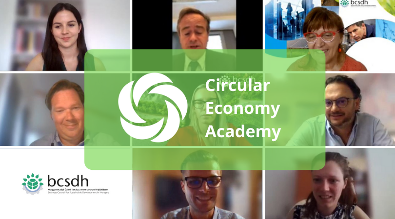 What is the future of packaging? – The last episode of the Circular Economy Academy was held